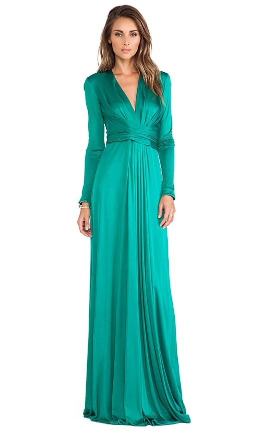 Florence Long Sleeve Maxi Dress