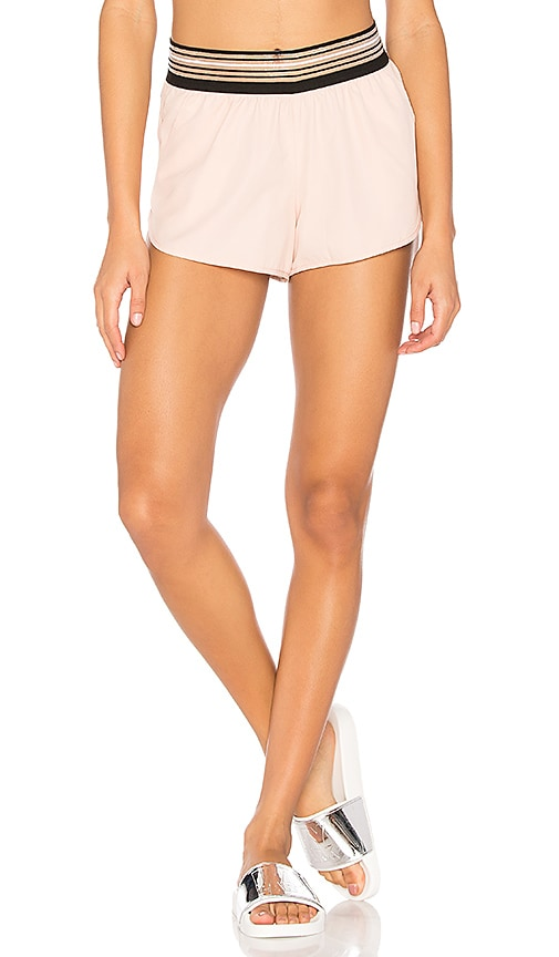 IVY PARK Jogger Short in Blush
