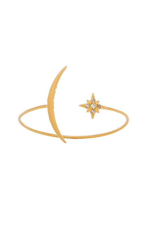 Moon & Shining Star Bracelet