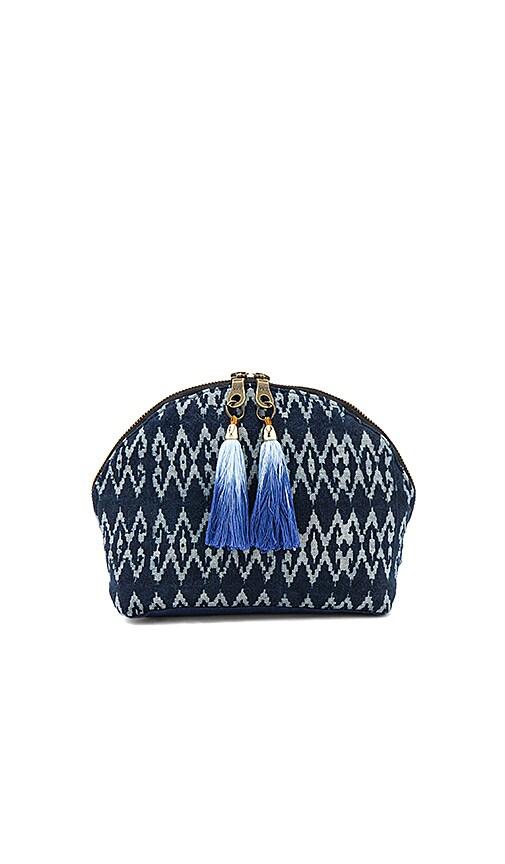 Seminyak Tassel Cosmetic Bag