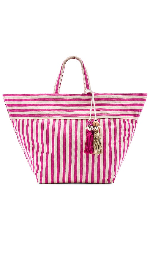 Valerie Large Beach Bag Puka