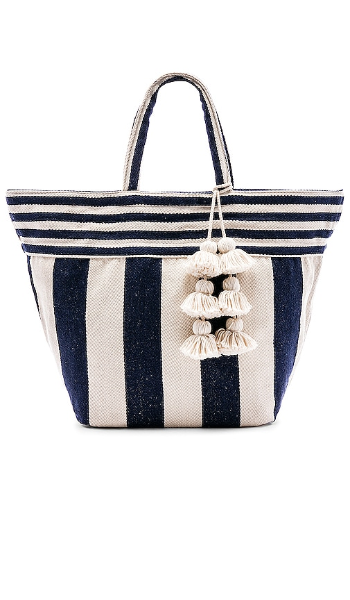 Valerie Wide Small Tote