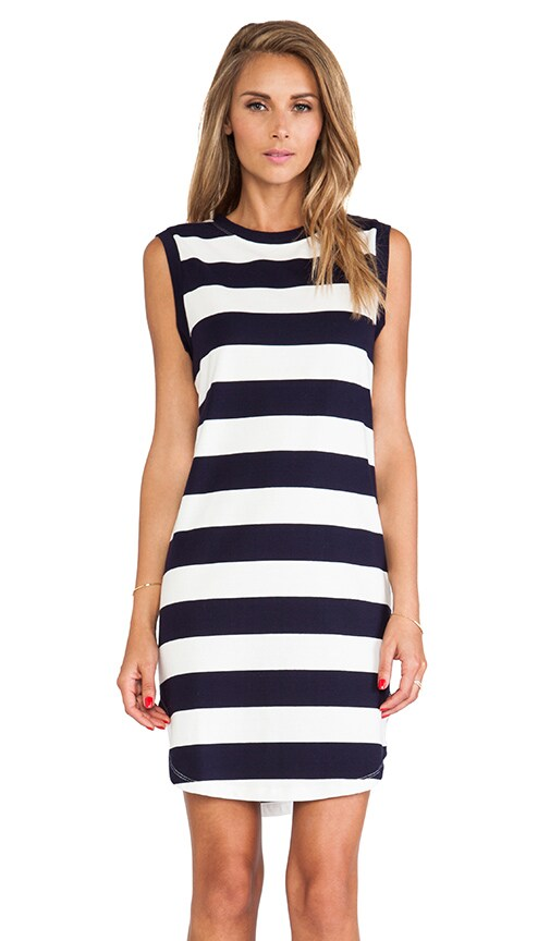 JAGGER Explorer Midi Dress