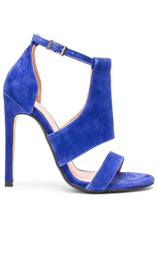 JAGGAR Memory Heel in Blue
