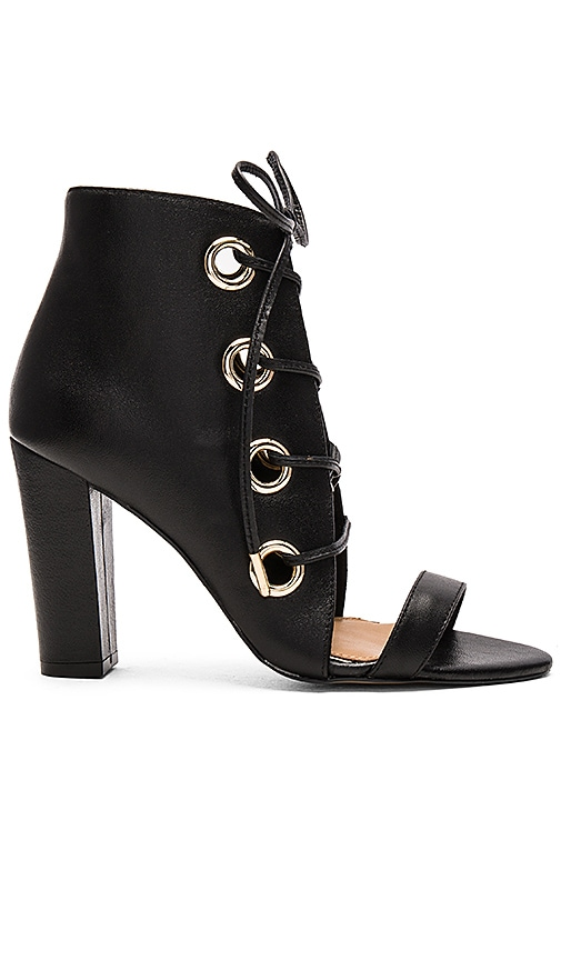 JAGGAR Proximity Black Heel in Black