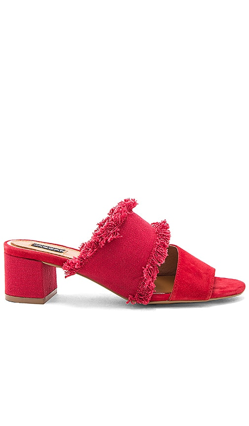 JAGGAR Acme Heel in Red