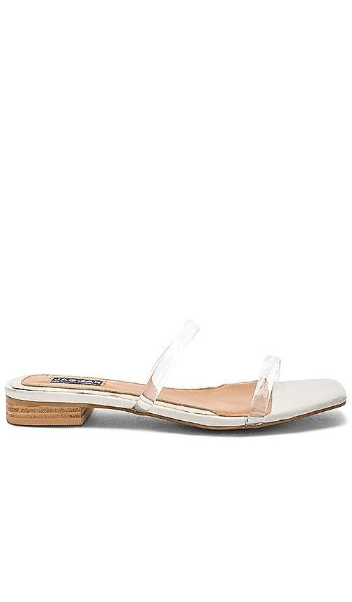 Perspex Sandal