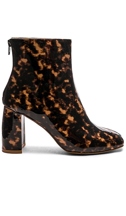 JAGGAR Gloss Boot in Tortoise | REVOLVE