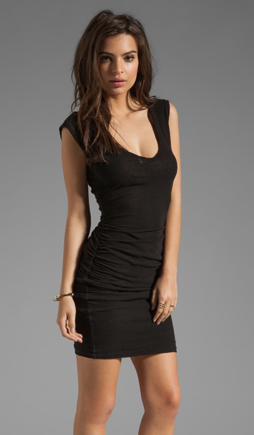 Double V Dress