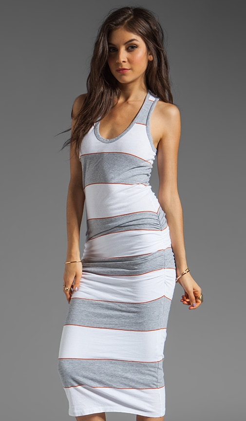 Coastal Stripe Tank Dress