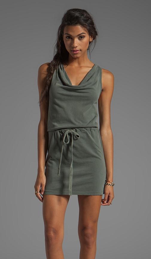 Racerback Jersey Dress