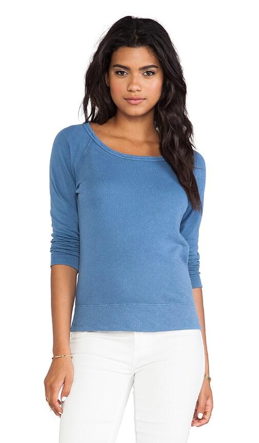 Vintage Cotton Raglan Pullover