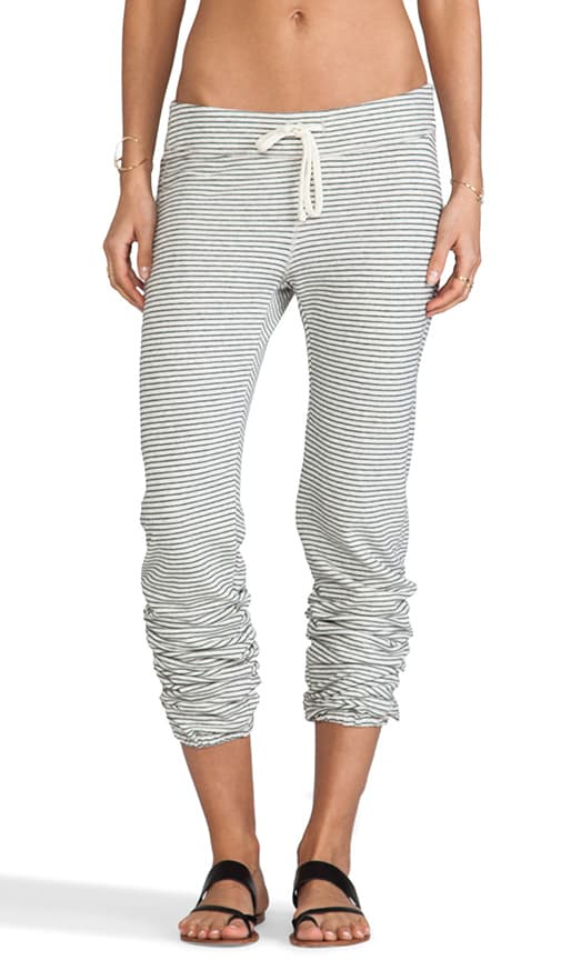 Mini Stripe Genie Sweat Pant
