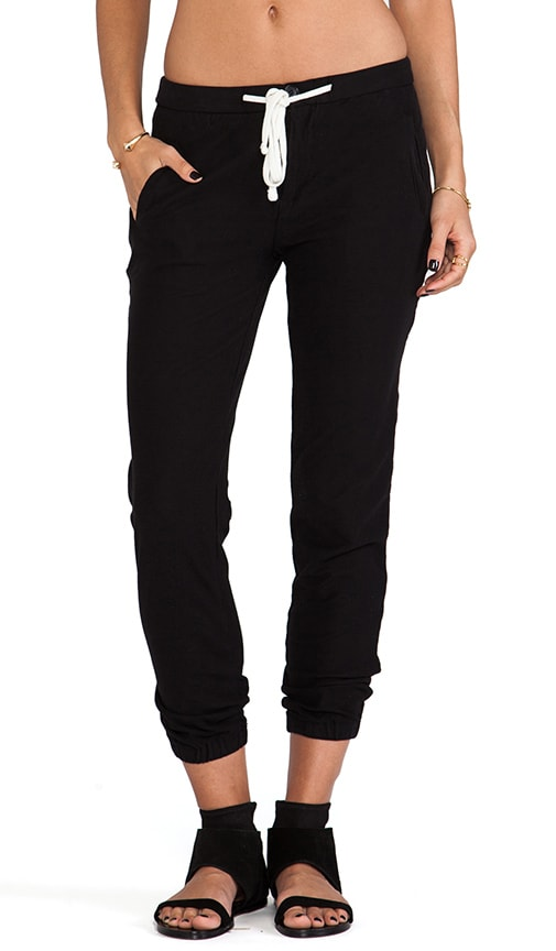 Relaxed Twill Pant