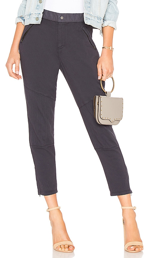 James Perse Easy Biker Pant in Navy