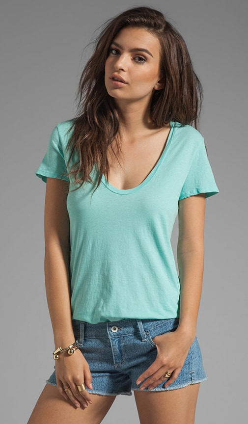 Relaxed Casual Tee