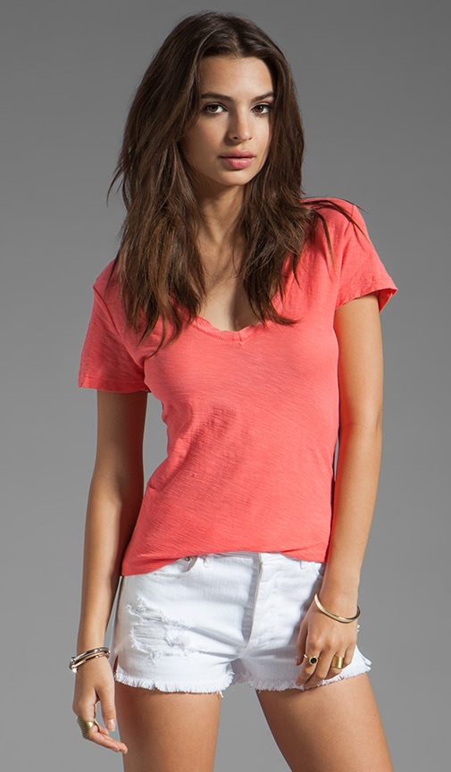 Causal Tee with Reverse Binding