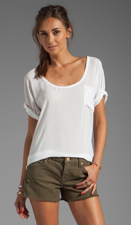 T-shirt léger avec poche