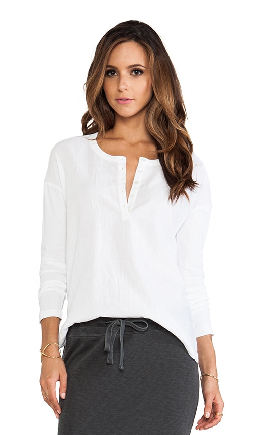 Boxy Collage Henley