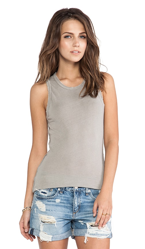 Inside Out Tomboy Tank