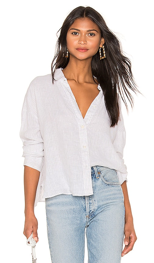 Relaxed Drape Shirt