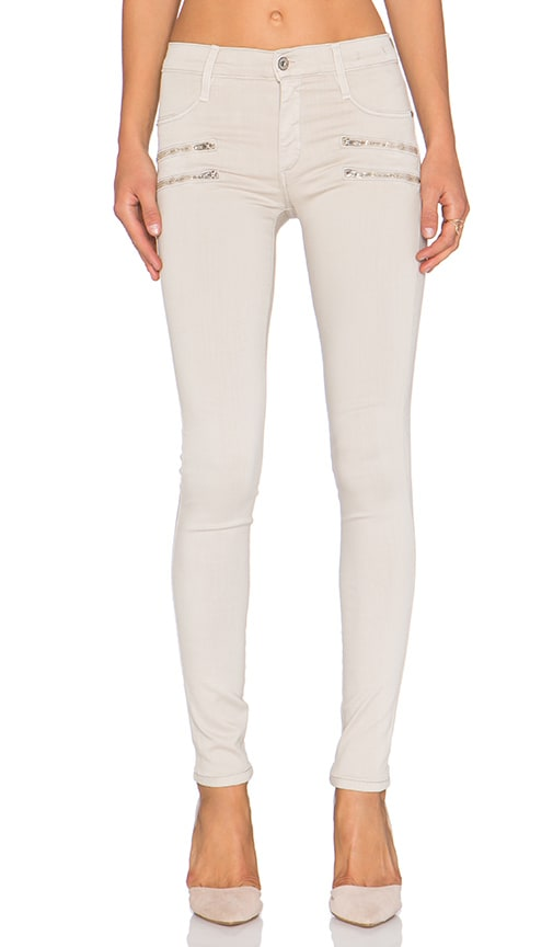 James Jeans James Twiggy Crux Skinny in Winter White