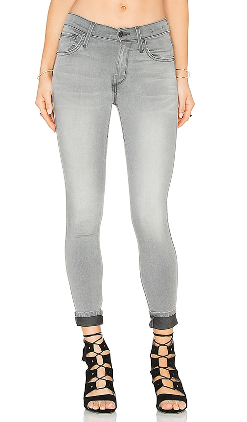 James Jeans Twiggy Ankle in Goddess Clean