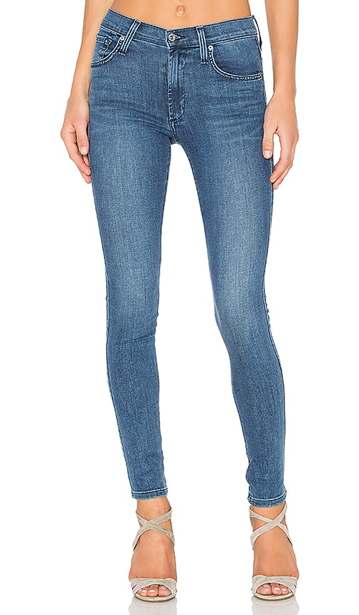 James Jeans High Class Skinny in Forever Blue