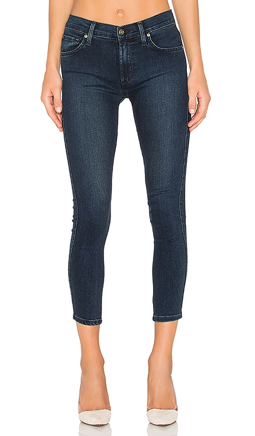 James Jeans Twiggy Zip Ankle in Cult