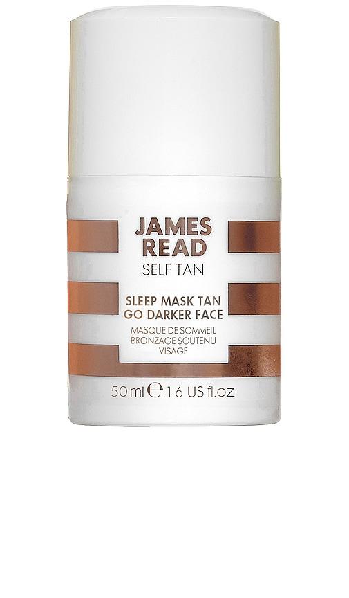 Sleep Mask Tan Face Go Darker