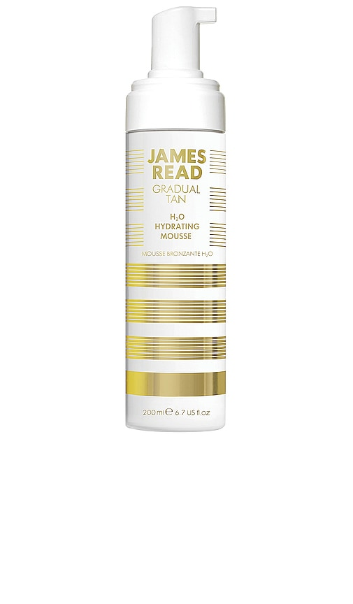 James Read Tan H2o Hydrating Mousse In N,a