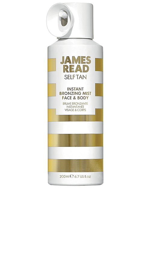 JAMES READ TAN Instant Bronzing Mist in Beauty: Na