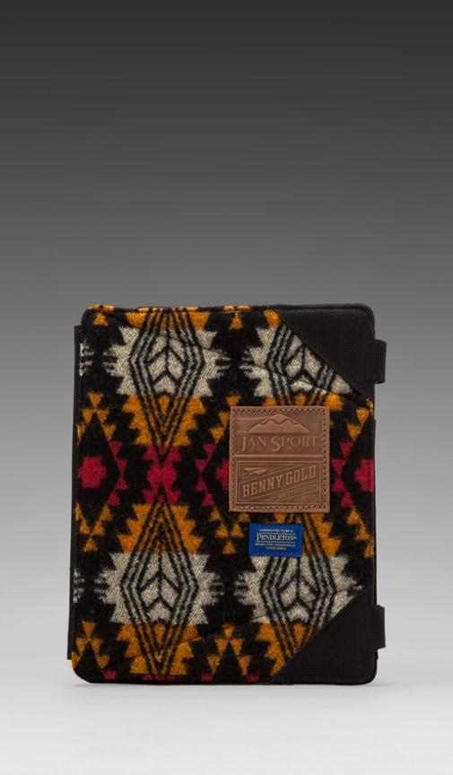 x Pendleton Mag Sleeve iPad Case