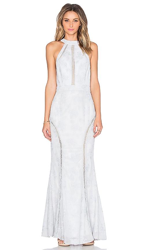 JARLO Amaia Dress in Silver
