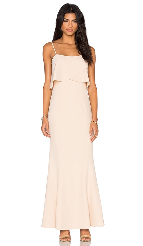 JARLO Rumer Dress in Beige