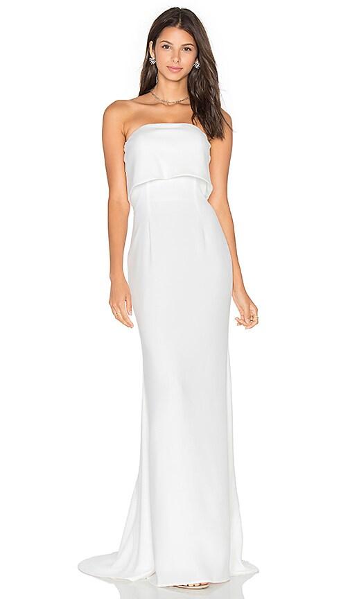 JARLO Blaze Gown in Ivory