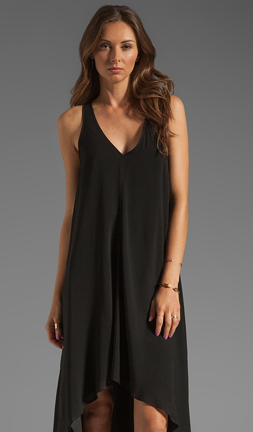 Sierra Lace Back Maxi Dress