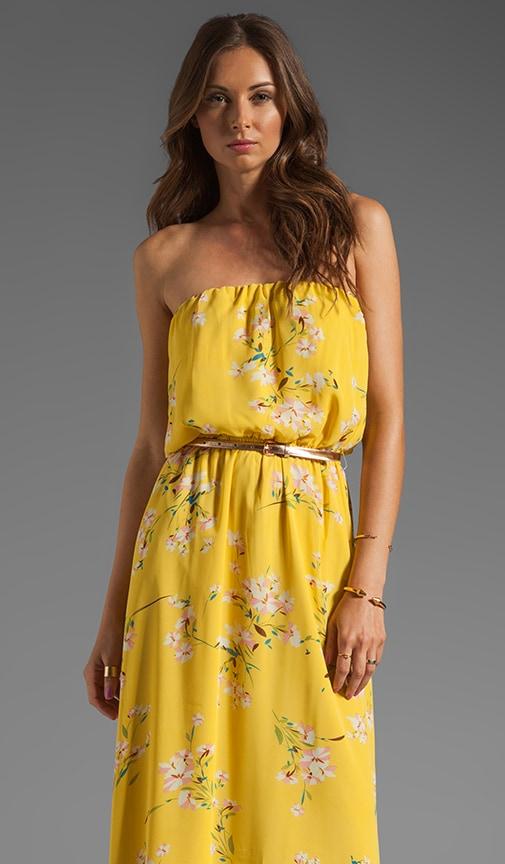 Layla Floral Maxi Dress