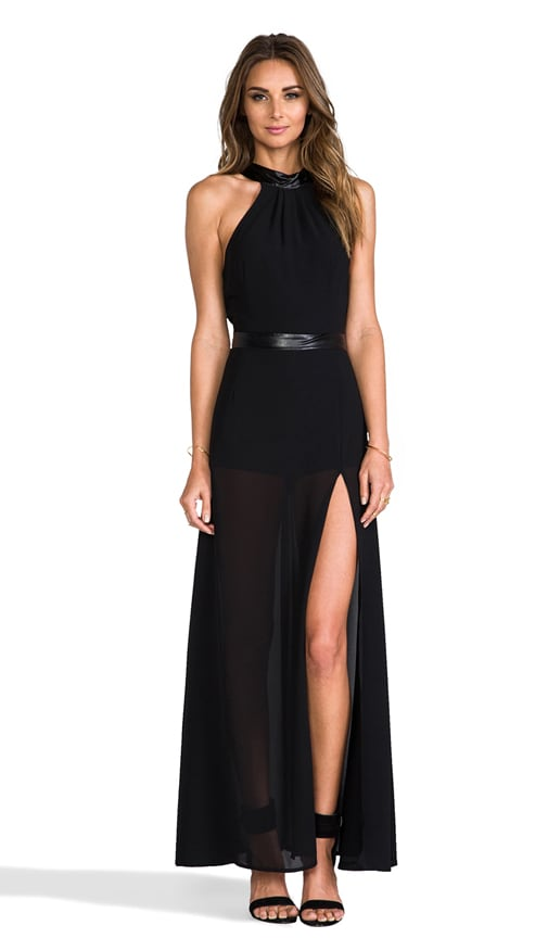 Juliet Maxi Dress with Slit