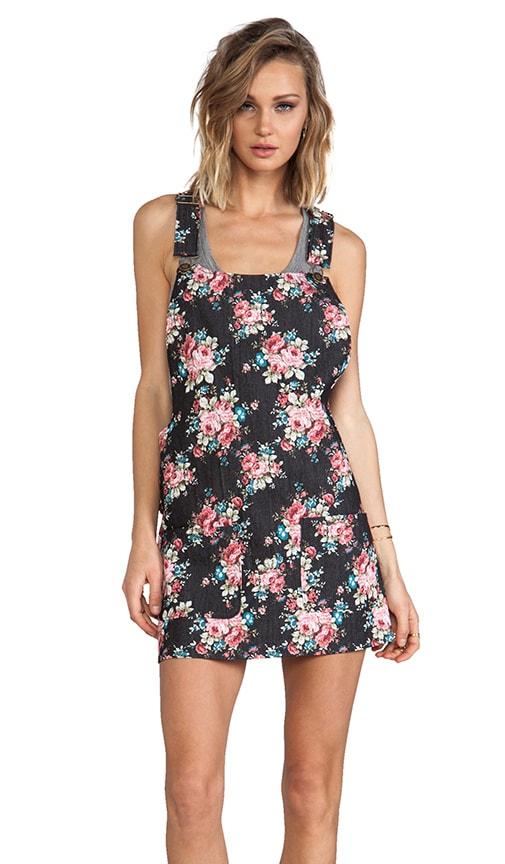 Paula Overall Dress
