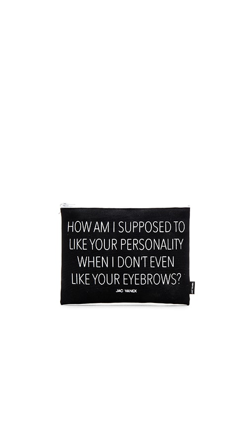 Personality Pouch