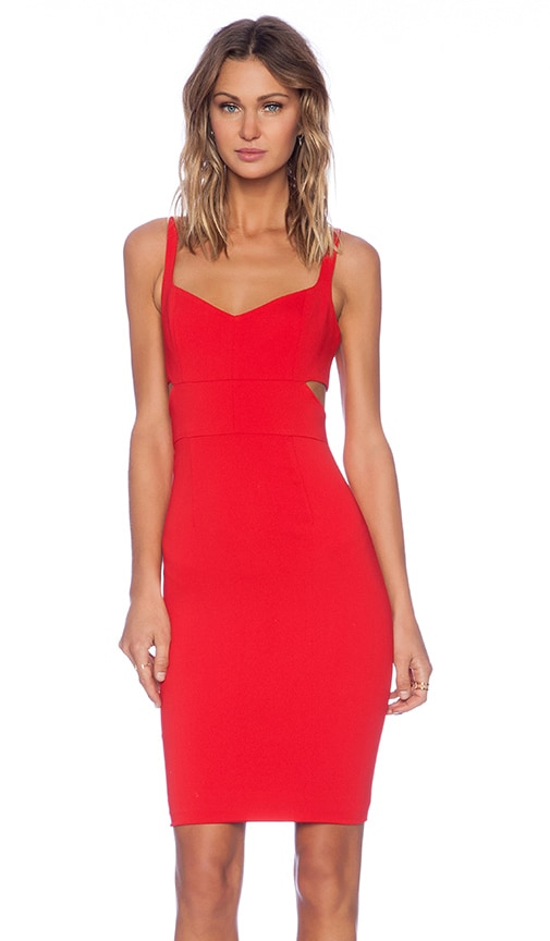 Lauda Cut Out Sheath Dress