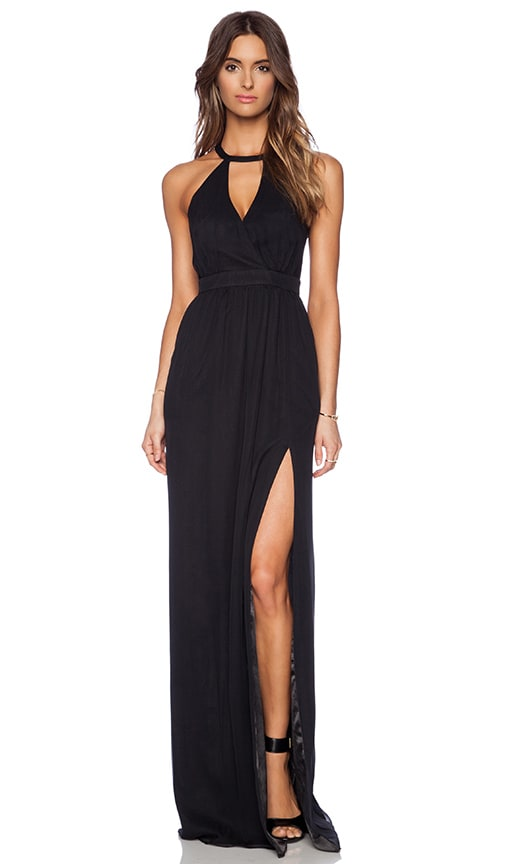 Dallenbach Backless Gown