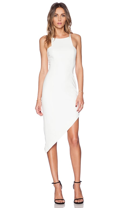 Carice Mini Dress in Ivory. - size 0 (also in 2,4,8) Jay Godfrey