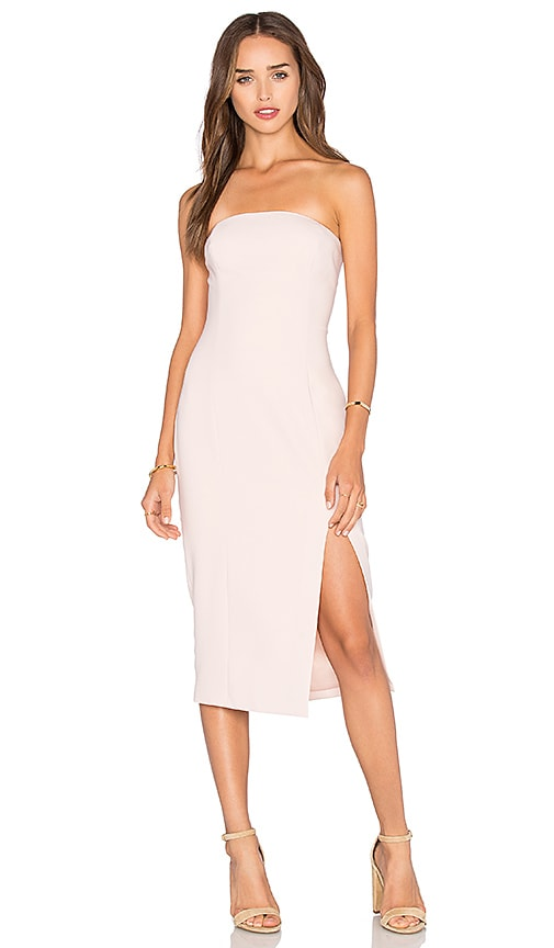 Jay Godfrey Thompson Dress in Blush