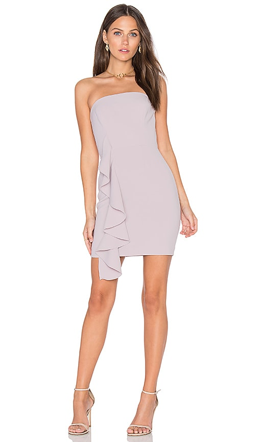 Jay Godfrey Cole Dress in Lavender