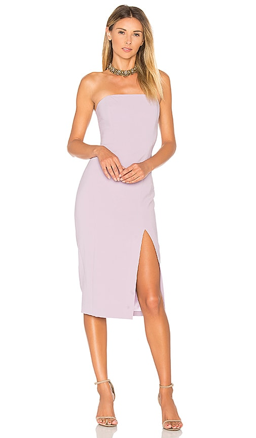 Jay Godfrey Thompson Dress in Lavender