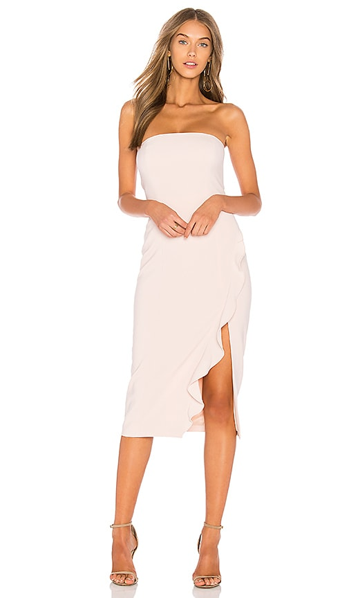 Jay Godfrey Memphis Dress in Blush