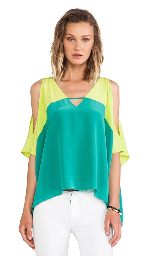 Watt Top on Hamilton Green & Citrine