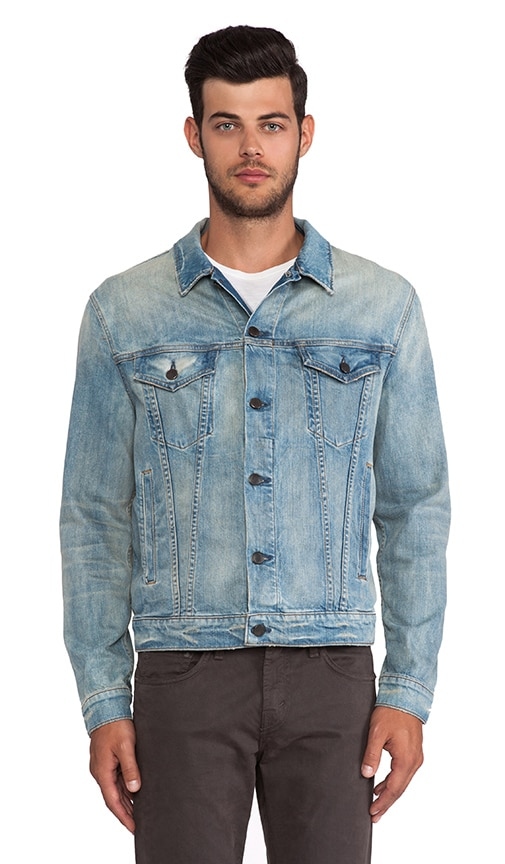 Lowell Trucker Jacket